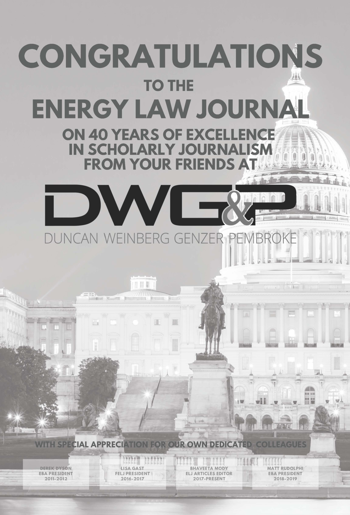 Energy Law Journal 40th Anniversary Ad FINAL D0427279x8DF41 1