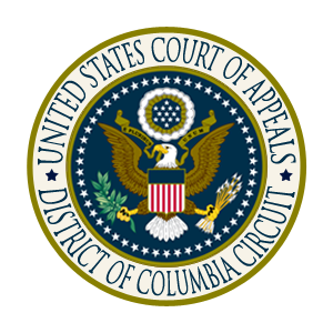 Seal of the Court of Appeals for the District of Columbia